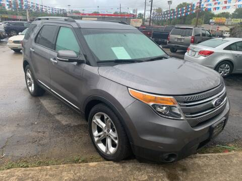 2014 Ford Explorer for sale at Rutledge Auto Group in Palestine TX