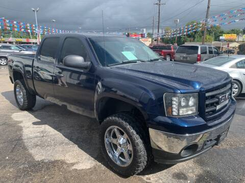 2007 GMC Sierra 1500 for sale at Rutledge Auto Group in Palestine TX