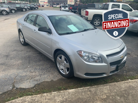 2012 Chevrolet Malibu for sale at Rutledge Auto Group in Palestine TX