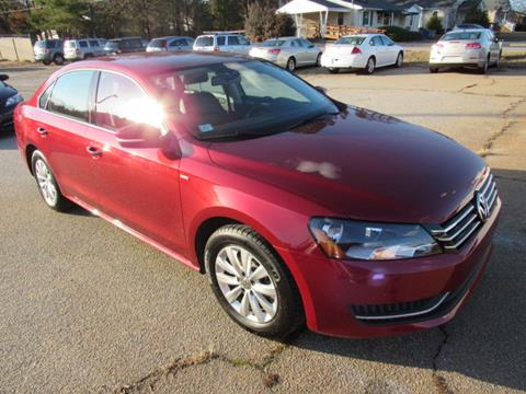 2015 Volkswagen Passat for sale in Mauldin SC