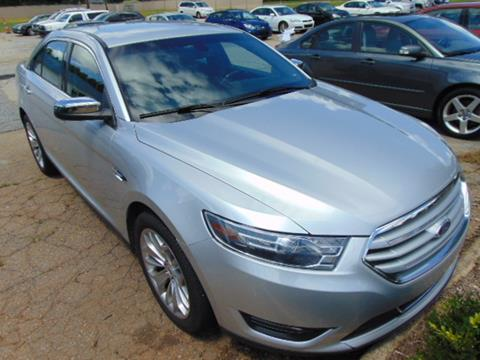 2015 Ford Taurus for sale in Mauldin, SC