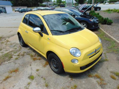 2013 FIAT 500 for sale in Mauldin SC