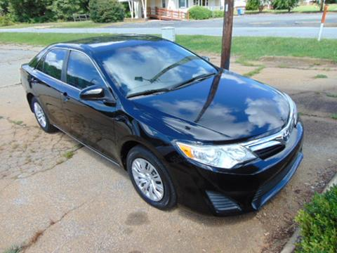 2012 Toyota Camry for sale in Mauldin SC