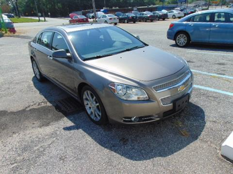 2012 Chevrolet Malibu for sale in Mauldin, SC
