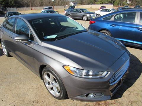 used ford fusion for sale in mauldin sc. Black Bedroom Furniture Sets. Home Design Ideas
