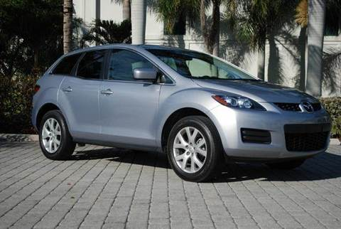 2008 Mazda CX-7 for sale at Auto Quest USA INC in Fort Myers Beach FL