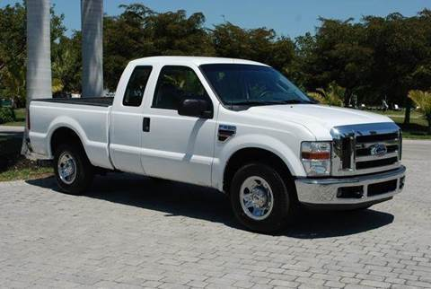 2008 Ford F-250 Super Duty for sale at Auto Quest USA INC in Fort Myers Beach FL