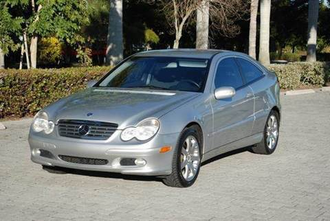 2003 Mercedes-Benz C-Class for sale at Auto Quest USA INC in Fort Myers Beach FL