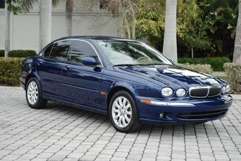 2003 Jaguar X-Type for sale at Auto Quest USA INC in Fort Myers Beach FL