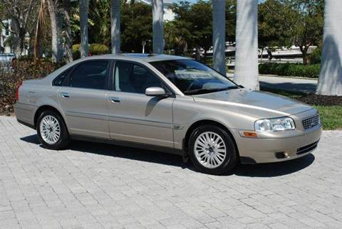 2004 Volvo S80 for sale at Auto Quest USA INC in Fort Myers Beach FL