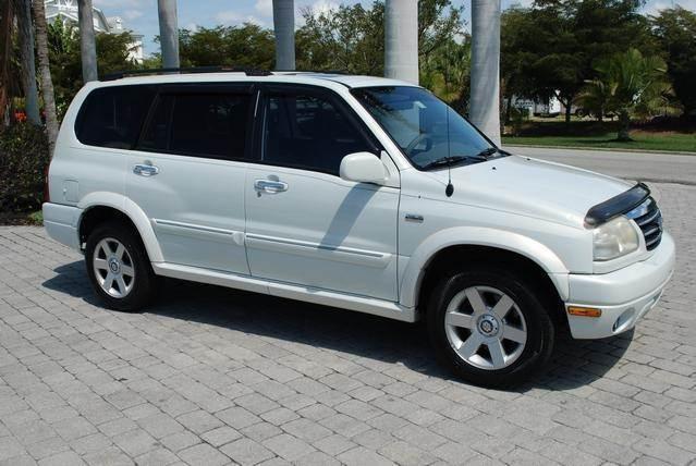 2001 Suzuki Grand Vitara for sale at Auto Quest USA INC in Fort Myers Beach FL