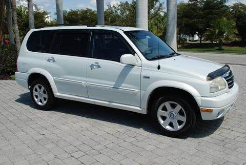 2001 Suzuki Grand Vitara for sale at Auto Quest USA INC in Fort Myers Beach FL