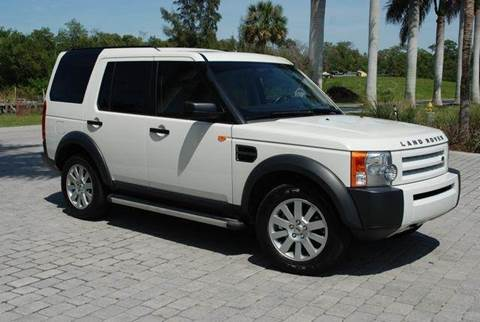 2006 Land Rover LR3 for sale at Auto Quest USA INC in Fort Myers Beach FL