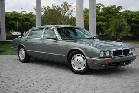 1997 Jaguar XJ for sale at Auto Quest USA INC in Fort Myers Beach FL