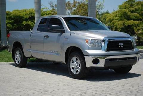 2008 Toyota Tundra for sale at Auto Quest USA INC in Fort Myers Beach FL