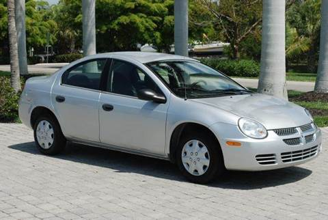 2005 Dodge Neon for sale at Auto Quest USA INC in Fort Myers Beach FL