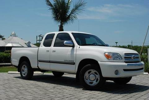 2006 Toyota Tundra for sale at Auto Quest USA INC in Fort Myers Beach FL