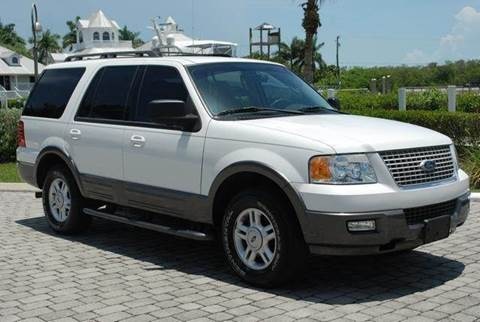 2005 Ford Expedition for sale at Auto Quest USA INC in Fort Myers Beach FL