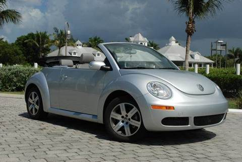 2006 Volkswagen New Beetle for sale at Auto Quest USA INC in Fort Myers Beach FL