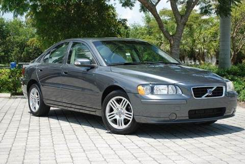 2007 Volvo S60 for sale at Auto Quest USA INC in Fort Myers Beach FL