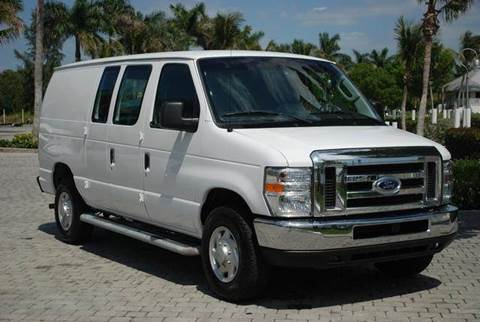 2009 Ford E-Series Cargo for sale at Auto Quest USA INC in Fort Myers Beach FL