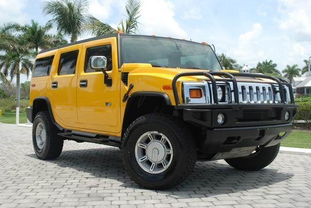 2004 HUMMER H2 for sale at Auto Quest USA INC in Fort Myers Beach FL