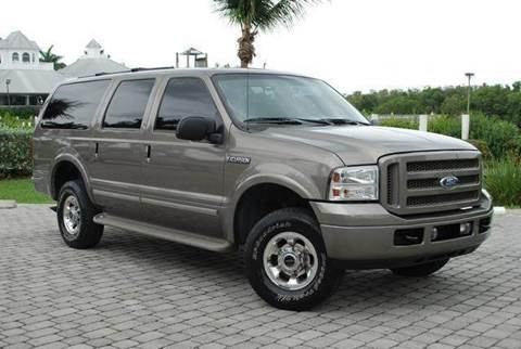 2005 Ford Excursion for sale at Auto Quest USA INC in Fort Myers Beach FL