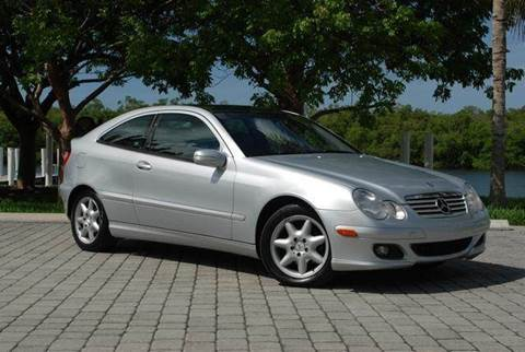 2005 Mercedes-Benz C-Class for sale at Auto Quest USA INC in Fort Myers Beach FL