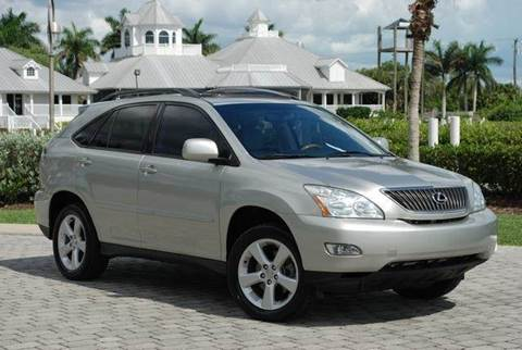 2004 Lexus RX 330 for sale at Auto Quest USA INC in Fort Myers Beach FL