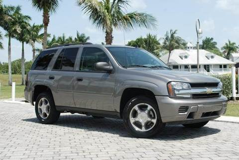 2007 Chevrolet TrailBlazer for sale at Auto Quest USA INC in Fort Myers Beach FL