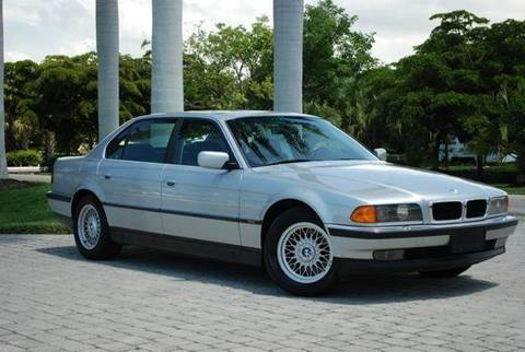 1998 BMW 7 Series for sale at Auto Quest USA INC in Fort Myers Beach FL