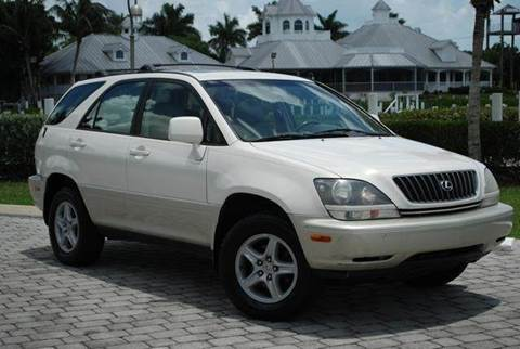 2000 Lexus RX 300 for sale at Auto Quest USA INC in Fort Myers Beach FL
