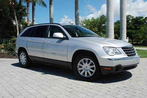 2007 Chrysler Pacifica for sale at Auto Quest USA INC in Fort Myers Beach FL