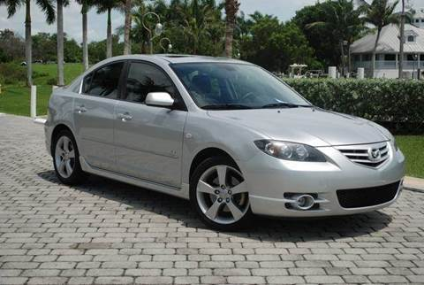2006 Mazda MAZDA3 for sale at Auto Quest USA INC in Fort Myers Beach FL