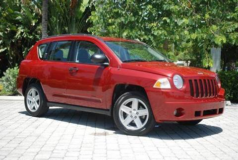2009 Jeep Compass for sale at Auto Quest USA INC in Fort Myers Beach FL