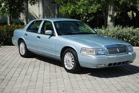 2008 Mercury Grand Marquis for sale at Auto Quest USA INC in Fort Myers Beach FL