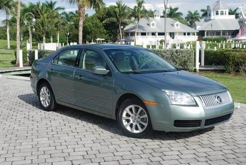 2006 Mercury Milan for sale at Auto Quest USA INC in Fort Myers Beach FL