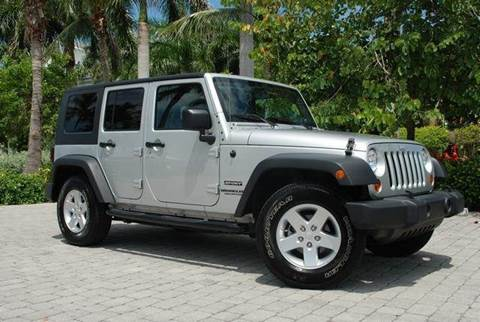 2010 Jeep Wrangler for sale at Auto Quest USA INC in Fort Myers Beach FL