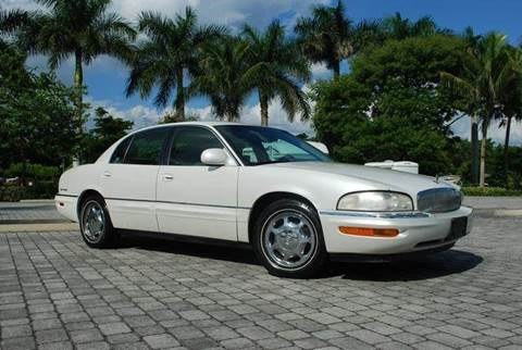 2000 Buick Park Avenue for sale at Auto Quest USA INC in Fort Myers Beach FL