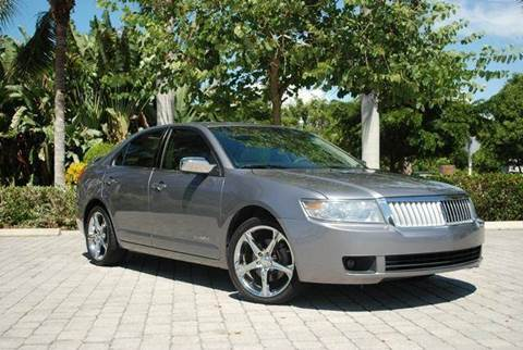 2006 Lincoln Zephyr for sale at Auto Quest USA INC in Fort Myers Beach FL