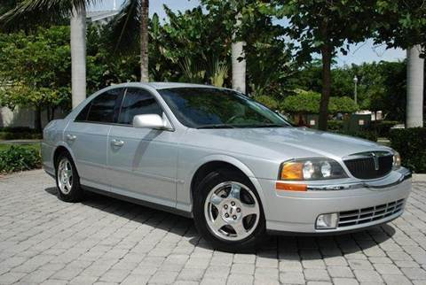 2001 Lincoln LS for sale at Auto Quest USA INC in Fort Myers Beach FL