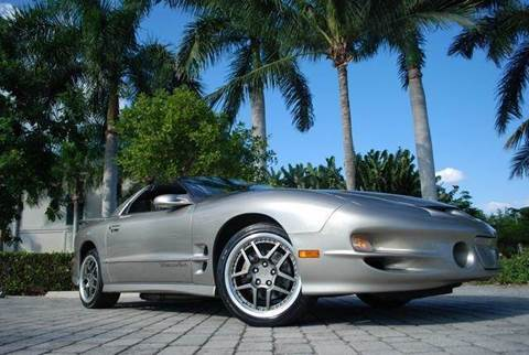 1999 Pontiac Firebird for sale at Auto Quest USA INC in Fort Myers Beach FL