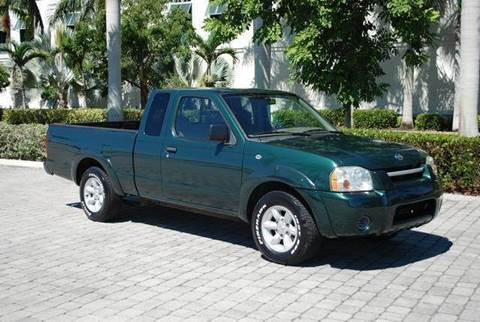 2001 Nissan Frontier for sale at Auto Quest USA INC in Fort Myers Beach FL