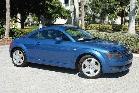 2002 Audi TT for sale at Auto Quest USA INC in Fort Myers Beach FL