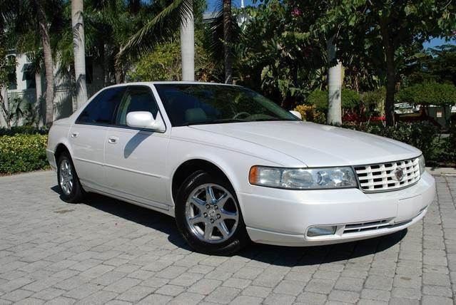 2004 Cadillac Seville for sale at Auto Quest USA INC in Fort Myers Beach FL