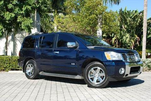 2007 Nissan Armada for sale at Auto Quest USA INC in Fort Myers Beach FL