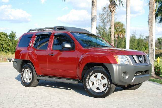 2007 Nissan Xterra for sale at Auto Quest USA INC in Fort Myers Beach FL