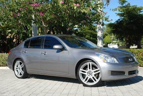 2008 Infiniti G35 for sale at Auto Quest USA INC in Fort Myers Beach FL