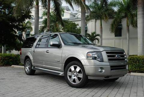2008 Ford Expedition EL for sale at Auto Quest USA INC in Fort Myers Beach FL