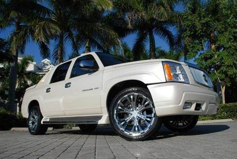 2006 Cadillac Escalade EXT for sale at Auto Quest USA INC in Fort Myers Beach FL